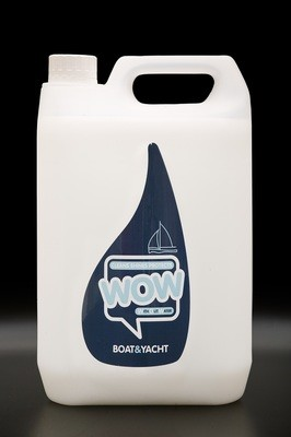 WOW™ 5 Litre Boat & Yacht Refill