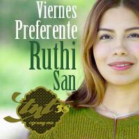 Ruthi San (firma viernes)
