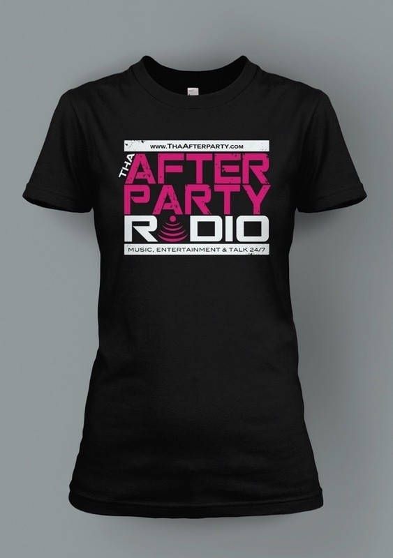 Tha Afterparty Radio T'shirt
