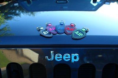 Austin Jeep People Swag