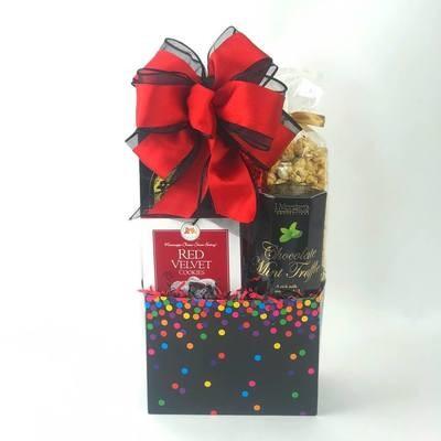 Confetti Gift Box