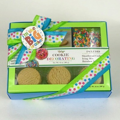 Big Brother/Sister Cookie Decorating Kit