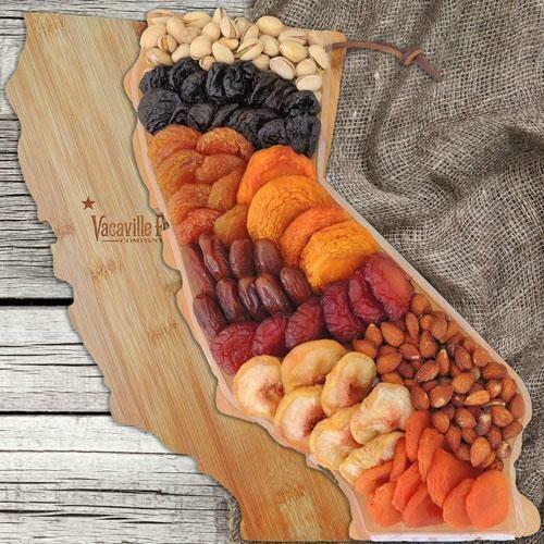 California Dried Fruit Board