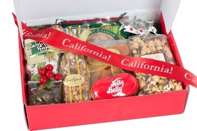 California Treat Box
