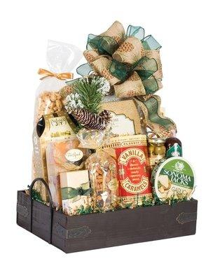 Gourmet Gift Tray