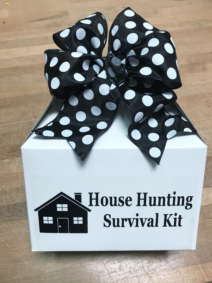 House Hunting Survival Kit