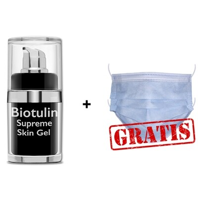 Biotulin Supreme Skin Gel (15ml*)