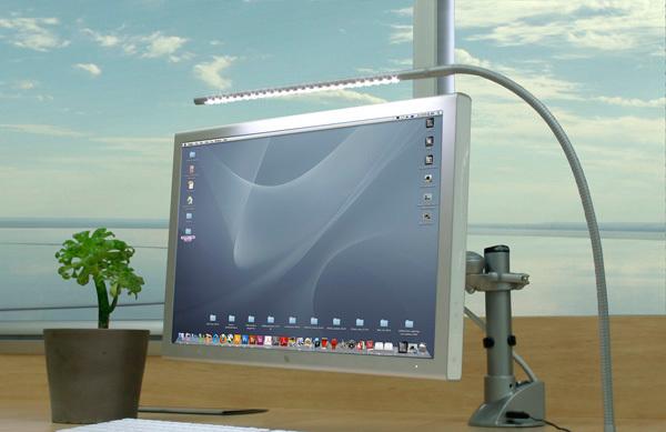 Flexible LED USB Desk Light | Power & Data