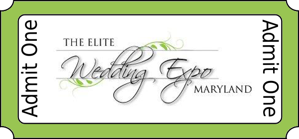 Frederick Jan 26th Wedding Expo Entry Ticket