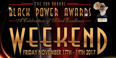 Black Power Awards tickets 3 Day Pass 00055