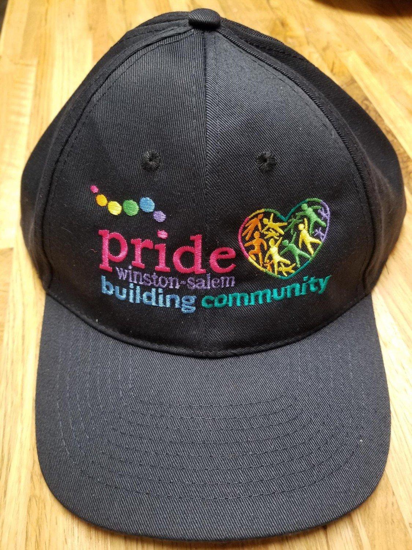 Pride Winston-Salem Baseball Hat (BLUE)