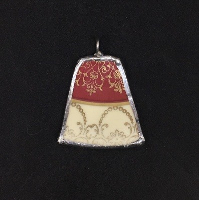 Royal Stafford keystone pendant