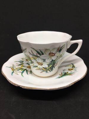 Daffodil Tea Cup