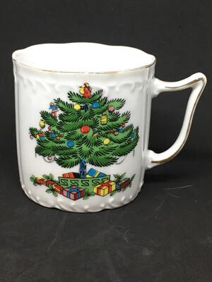 Made In Japan Christmas Tree Mug