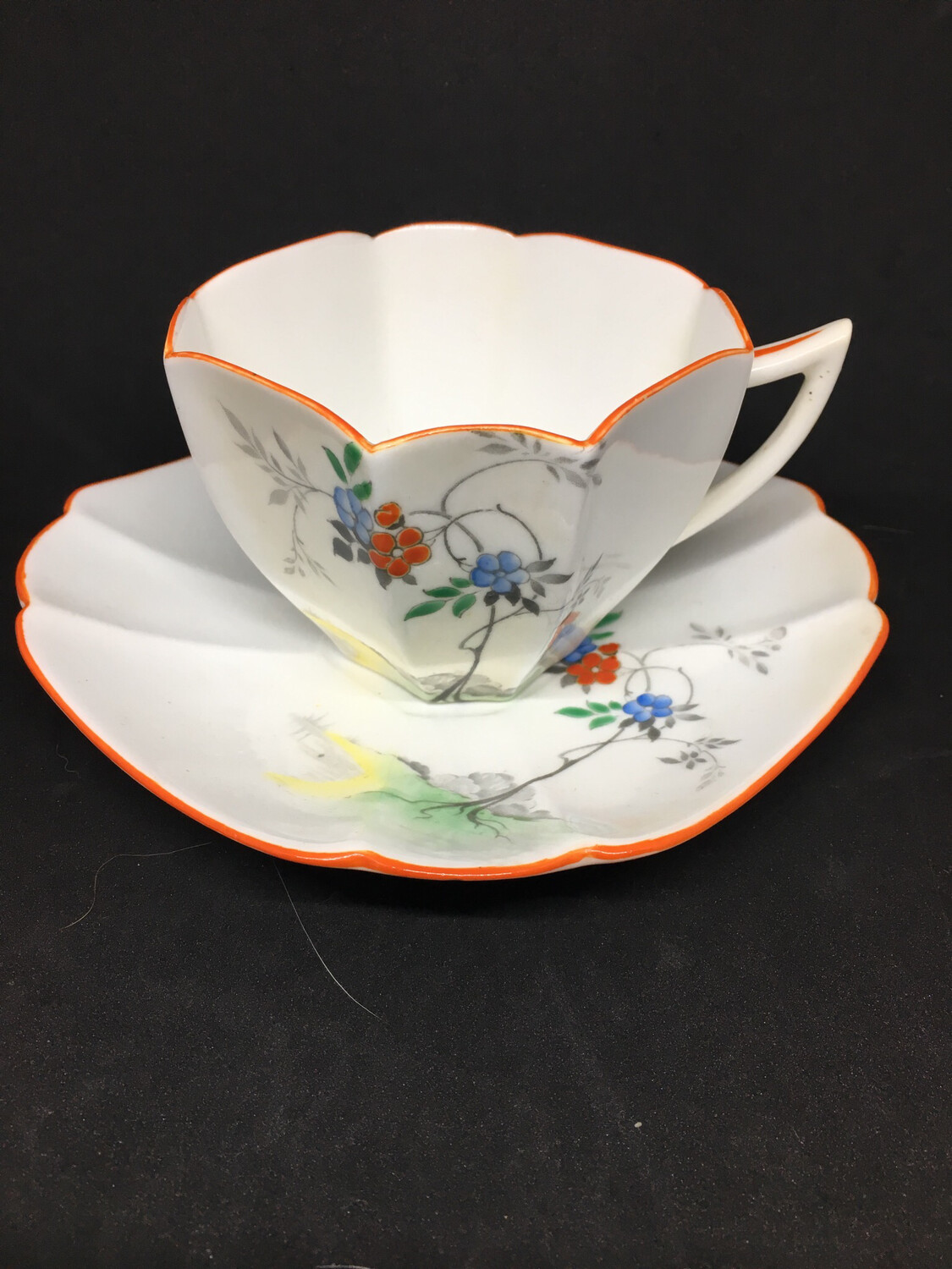 Shelley Queen Anne Tea Cup