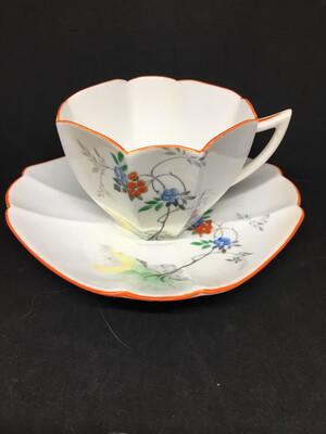 Shelley Queen Anne Tea Cup