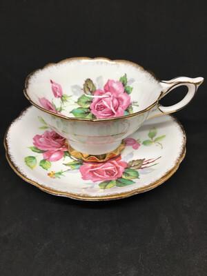 Royal Stanford 'Berkeley Rose' Teacup