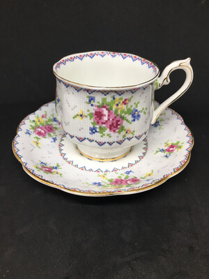 Royal Albert 'Petit Point' Teacup