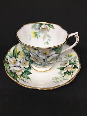 Royal Albert 'Orange Blossom' Teacup