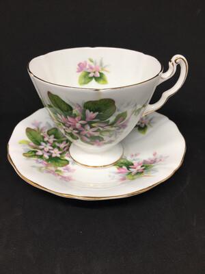 Royal Adderley 'Mayflower' Teacup