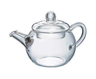 Hario 250mL glass tea pot