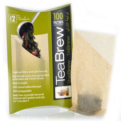 Tea Brew #2 100pack