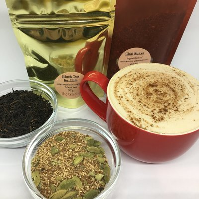 Chai Concentrate Kit