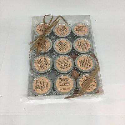 Tea Sample 12 pack