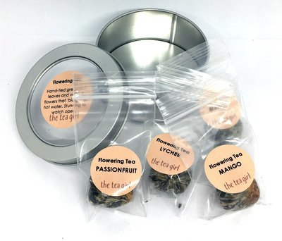 Flowering Tea 4 pack