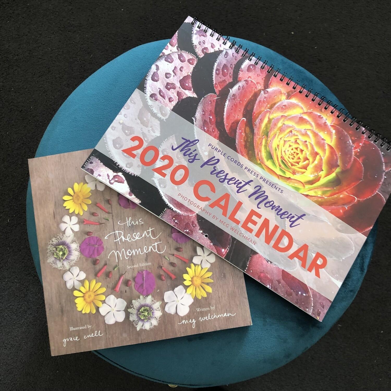 Gift Bundle: This Present Moment Book plus Calendar