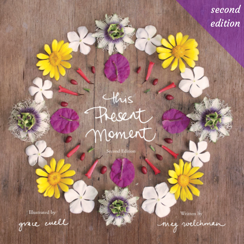 'This Present Moment: An Art Therapy Journal' - 2nd Edition -
