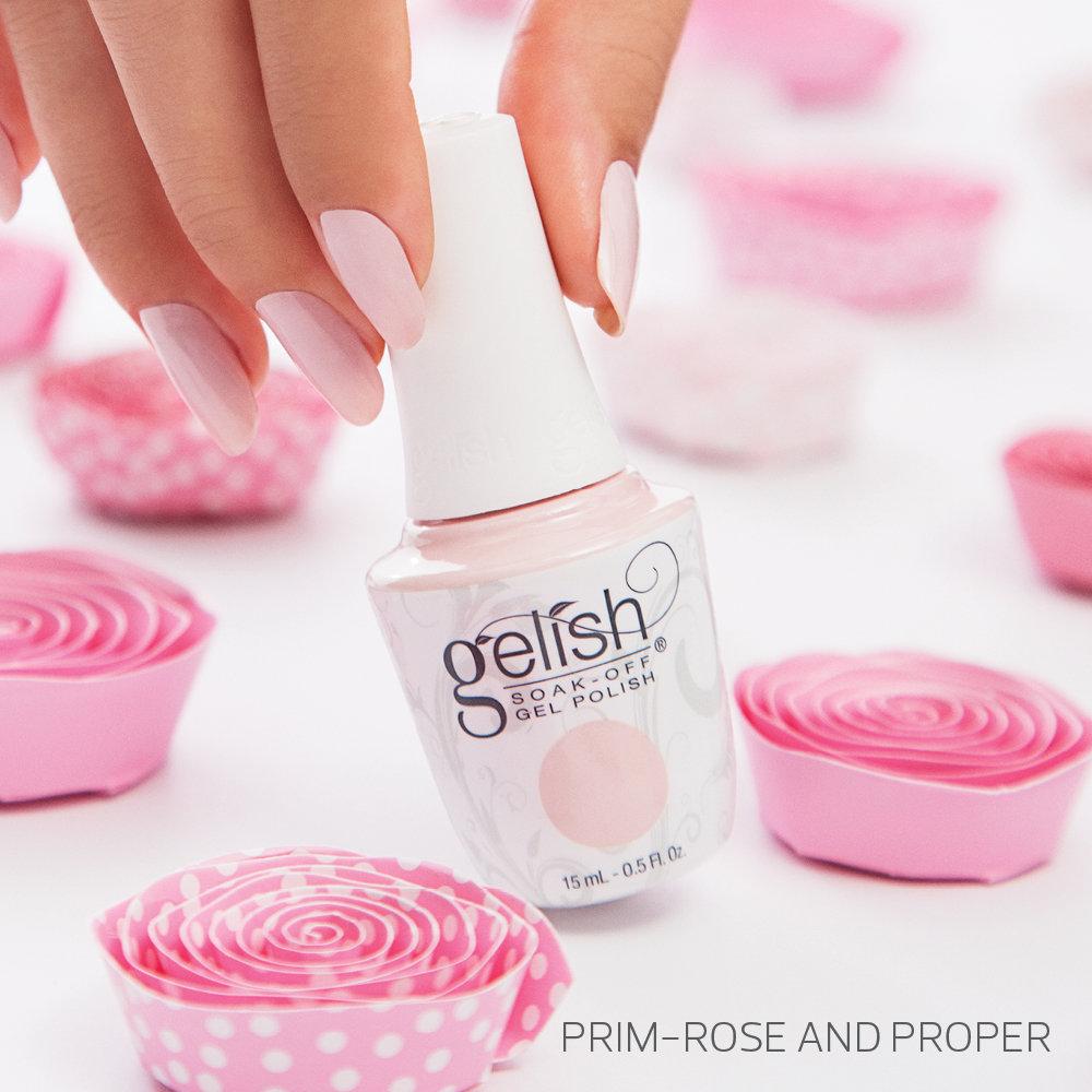 Gelish - Prim-Rose And Proper