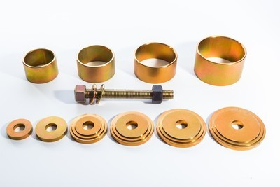 COMPLETE WHEEL BEARING TOOL UP TO 4.5