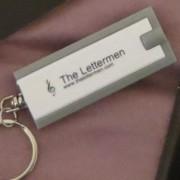 Lettermen Flashlight Key Chain- Proceeds go to the Star