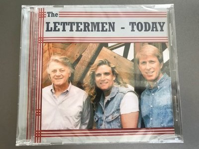 Factory Sealed -The Lettermen Today CD - proceeds go to the Star (have 3)