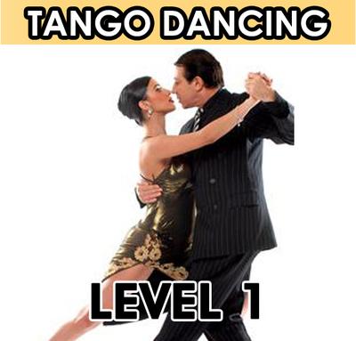 Tango Dancing. Level 1