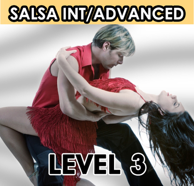 Salsa Int/Advanced. Level 3