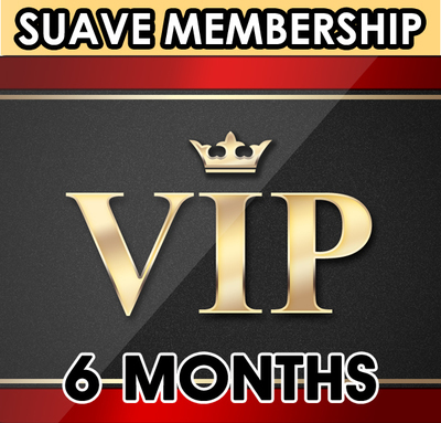 Suave Membership. 6 Months