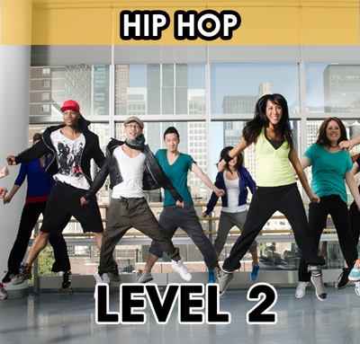 Hip Hop Dancing. Level 2