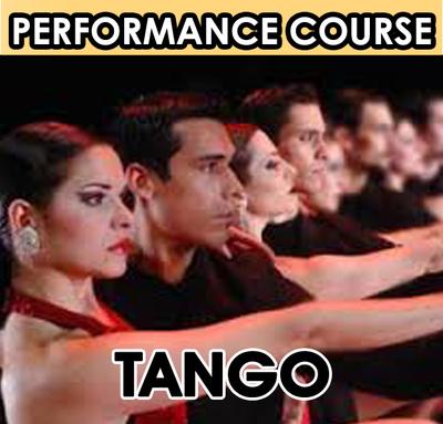 Tango Performance Course