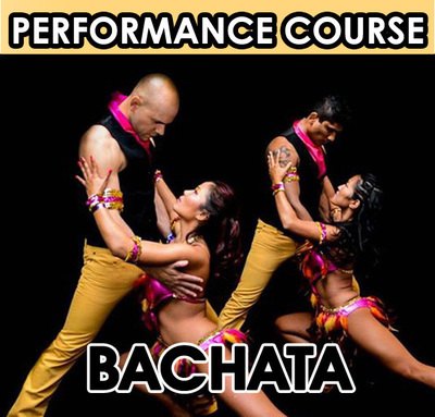 Bachata Performance Course