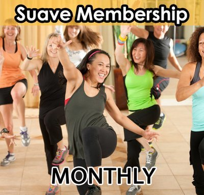 Suave Monthly Membership