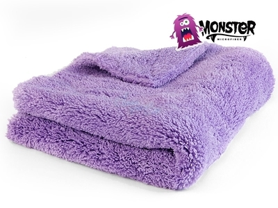 Monster Microfiber - Purple Monster