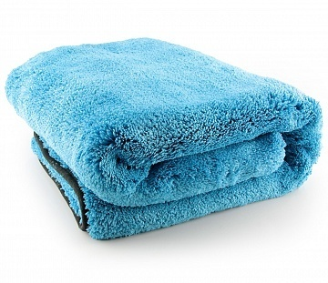 Monster Microfiber - Big Blue Drying Towel