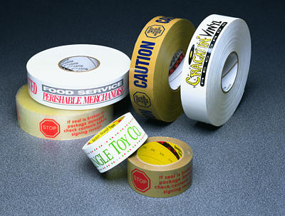 Scotch Custom Printed Box Sealing Tape 371