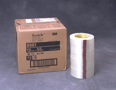 Scotch Filament Tape 8981