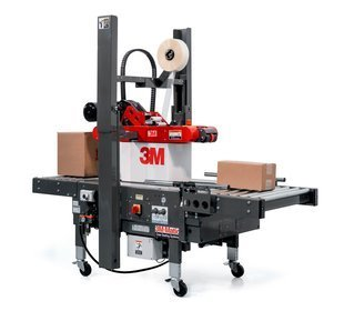 "3M-Matic™ Random Case Sealer 7000r Pro With 2"" AccuGlide™ 3 Taping Head"