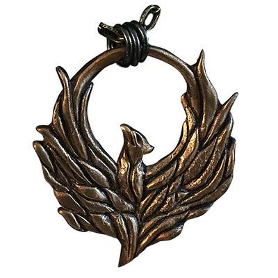 Phoenix Pendant