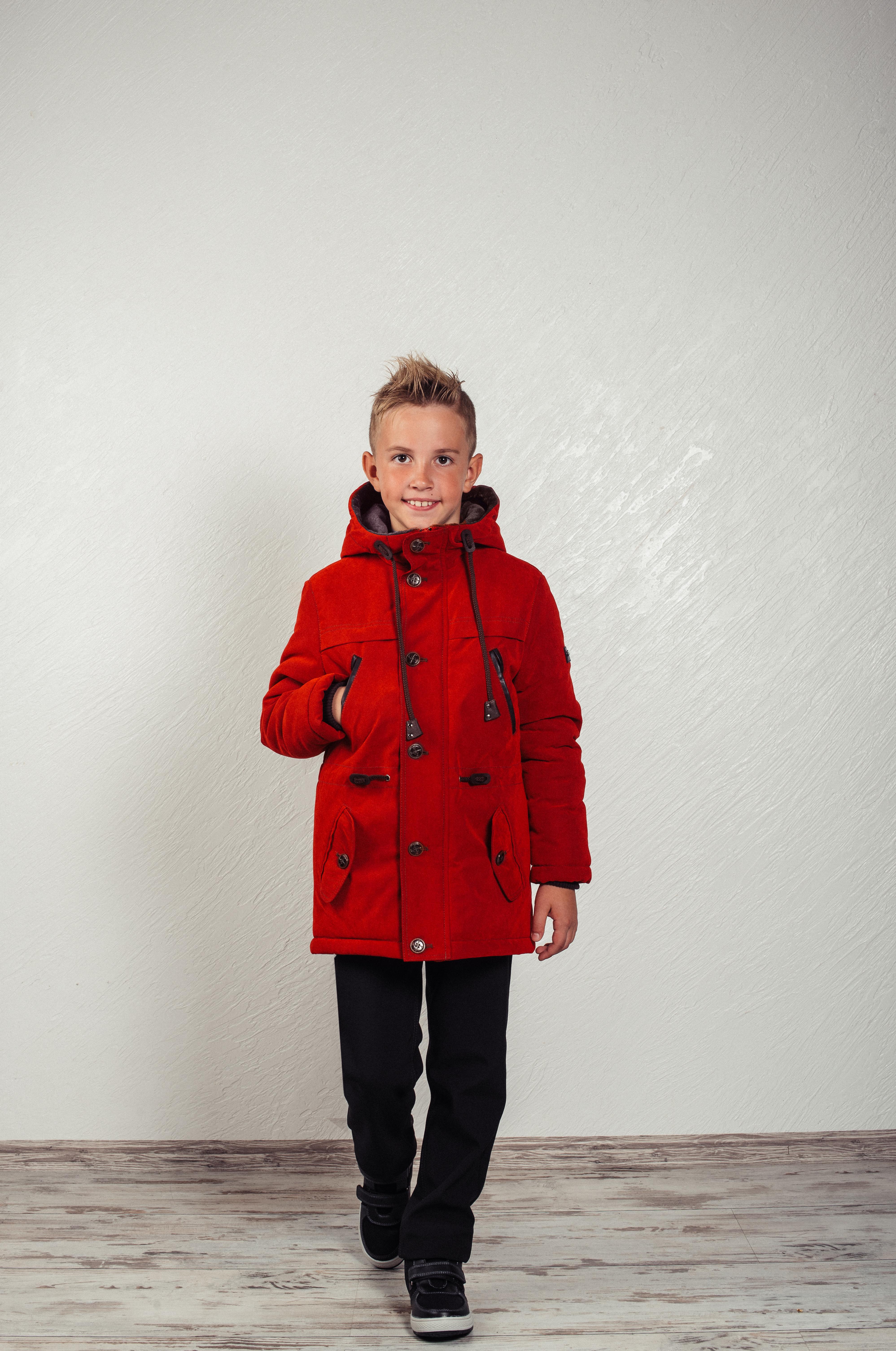 Куртка для мальчика BHST52-4940