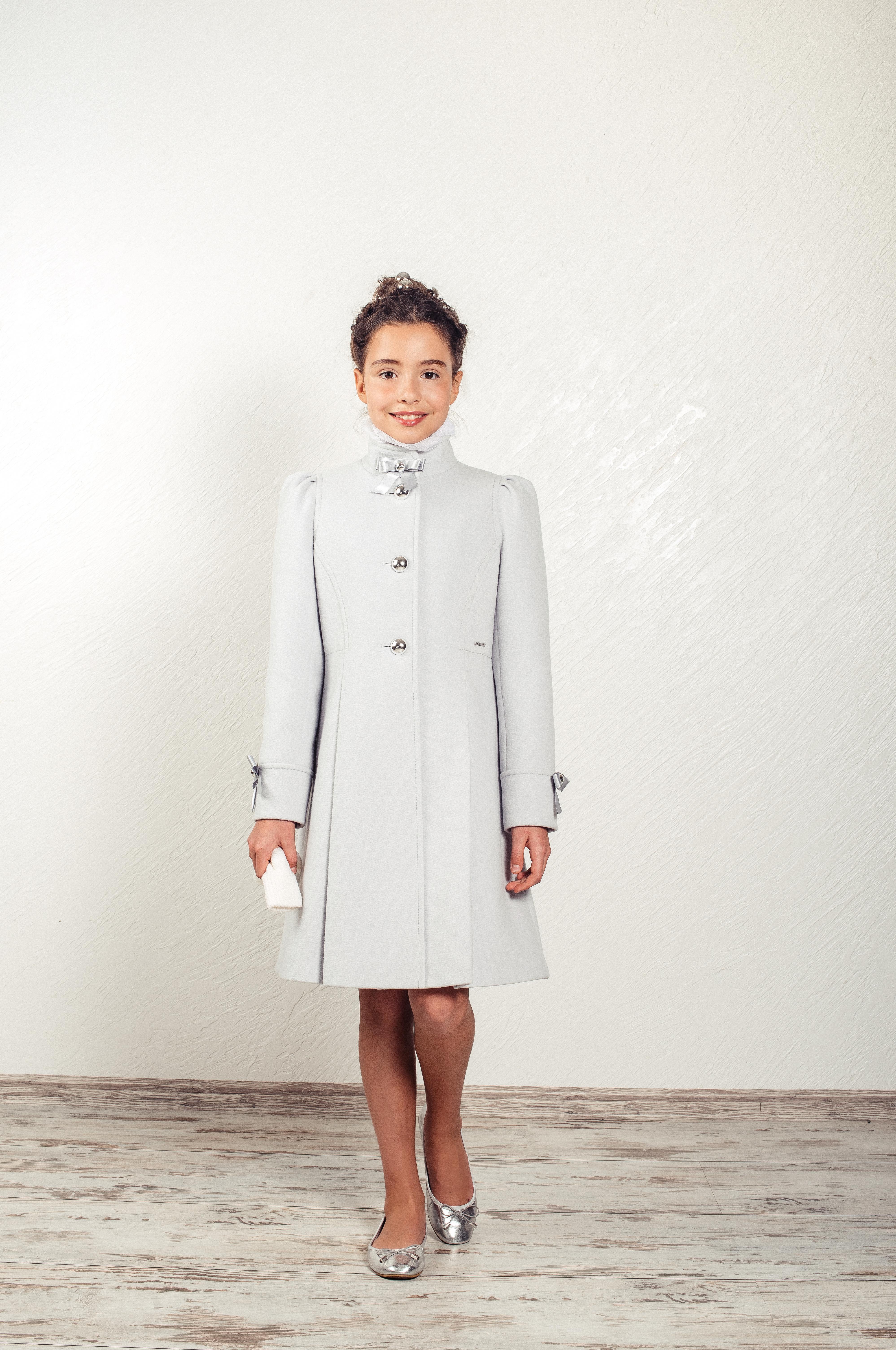 Пальто для девочки BHST54-4941